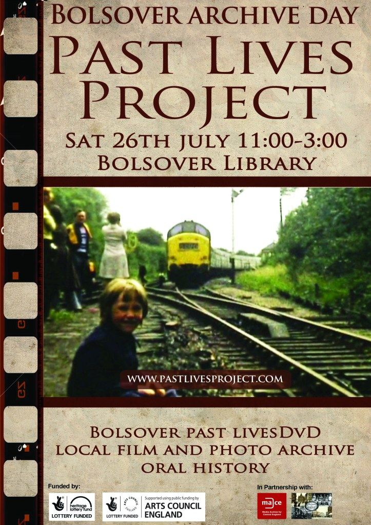 Bolsover archive day train copy