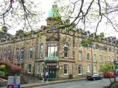 Buxton Museum, a Past Lives Project Partner