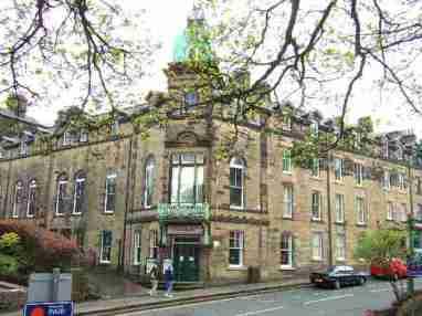Buxton Museum, a Past Lives Project Partner