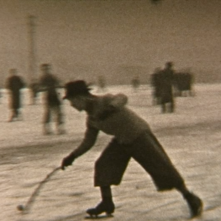 Ice Hockey Manor Floods 1930s