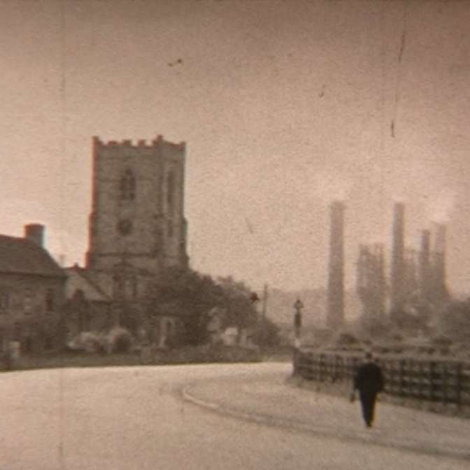 Trowell Church & Stanton Works 1930s
